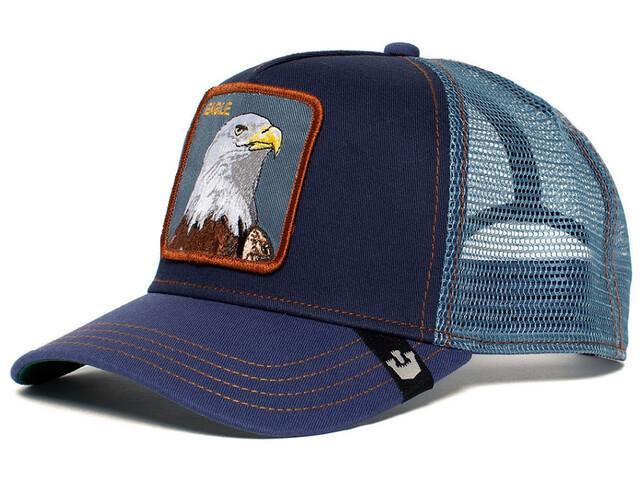 Goorin Bros. Flying Eagle Trucker Cap navy